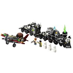 LEGO Monster Fighters The Ghost Train (9467) in Great Big ToysRUs Play Book from ToysRUs on shop.CatalogSpree.com, my personal digital mall.