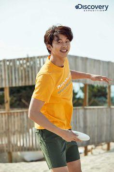 Gong Yoo Smile, Yoo Gong, Asian Actors, Korean Actors, Goblin, Chica Dark, Kdrama, Goong Yoo, Korean Shows