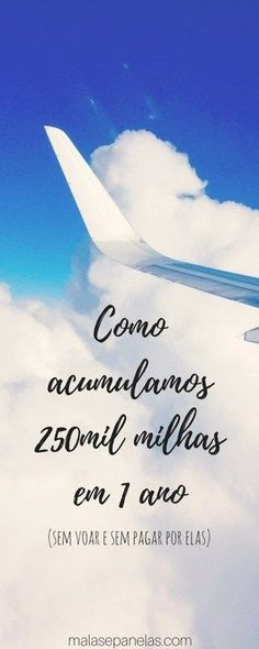 Como Acumular 250mil Milhas em Um Ano Travel And Tourism, Travel Packing, Travel Tips, Places To Travel, Travel Destinations, Places To Visit, Travel Stuff, Travelling Tips, Traveling