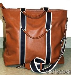 BONNIE CASHIN for COACH Body Bag Sac TAN Leather RARE Museum Archive Piece VTG #BONNIECASHINforCOACH #FlatHoboSac
