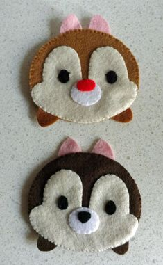 Chip N Dale Coasters  •  Make a placemat in under 120 minutes
