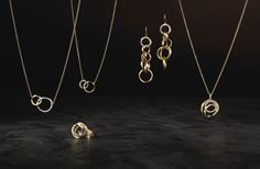 Jaipur link collection from Marco Bicego #jaipur #MarcoBicego #gold #yellow #yellowgold
