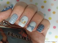 Pin-up Nail art