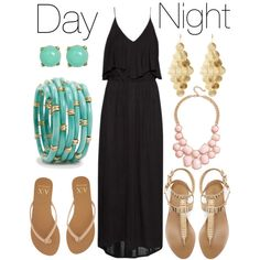 Maxi Dress: Day to Night