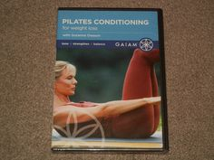 Suzanne Deason Pilates Conditioning for Weight Loss (DVD, Physical Fitness, New)