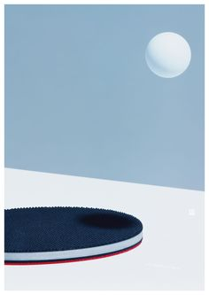 World Table Tennis Championships 2019   Simple Minimalist Colour Sport Photography Inspiration   Award-winning Photography for Design   D&AD #yellowpencilwinner