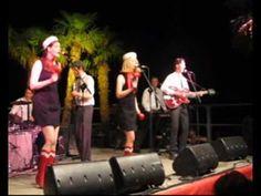 Summer Jamboree 2009 - Big Hawaiian Party - The Montesas