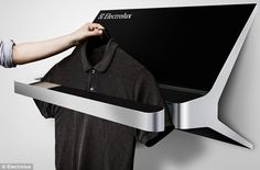 I've gotta get me one of these. It irons your clothes in 2 seconds...I hate ironing!