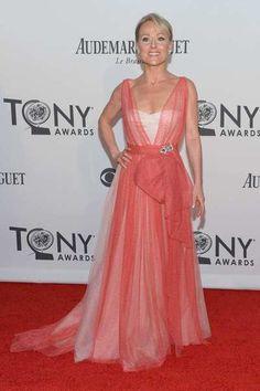 Tracie Bennett at the Tony Awards 2012