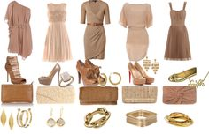 """""""All nude"""" by pita81 on Polyvore"""