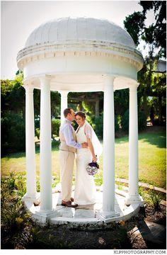 Knoxville, Tn, The Historic Bleak House Wedding
