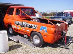 Dodge A-100 Hemi Express