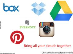 Techie Anish's Blog: Bringing all your clouds together: Facebook, Drive, Box, Dropbox and more!: Everything Tech - Reviews, Q & A, Coding, Tutorial, Apps and More