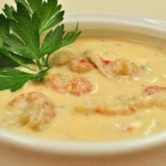 Shrimp and Crab Bisque
