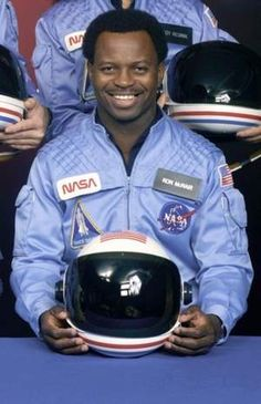 Dr. Ronald Ervin McNair grew up in South Carolina, but his influence reaches beyond his home state, even beyond Earth's gravitational pull.