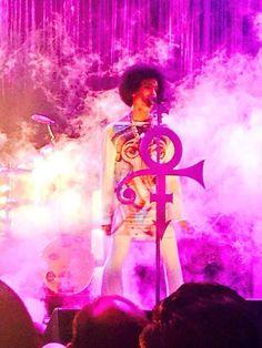Prince. N.E.C. Birmingham. 16.05.14