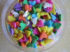 Hey, I found this really awesome Etsy listing at https://www.etsy.com/listing/91299210/4-oz-candy-heart-confetti-quin-cupcake