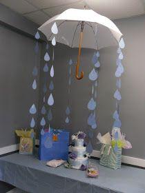 a work in progress...: kristen's baby shower