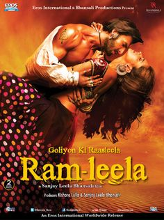 Buy Goliyon Ki Raasleela Ram - Leela Movie DVD, VCD, Blu-ray and Audio CD at www.greatdealworld.com