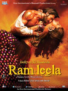 Buy Goliyon Ki Raasleela Ram - Leela Movie DVD, VCD, Blu-ray and Audio CD at www.greatdealworld.com