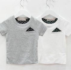 Aliexpress.com : Buy 2014 summer handsome boys clothing baby child short sleeve T shirt tx 1801 on Kids Fashion Clothing - Worldwide Wholesa...