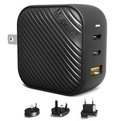 #Mopoint #65W #GaN #TypeC #WallCharger with #FoldablePlug Iphone 7 Plus, New Iphone, Charger, Iphone Accessories, Usb, Laptops, Semiconductor Materials, Plugs, Computers