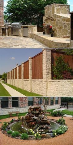This complete outdoor living company has 15 years of experience in the DFW metroplex. They specialize in stonework, stucco installation, flowerbed edging, patio building, and more.