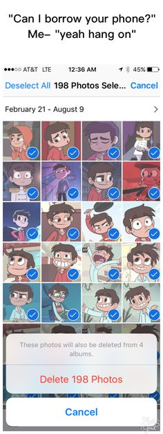 I currently have 2,084 SvTFoE screenshots in my phone. BEAT ME. Star vs the Forces of Evil Credit @livieblue