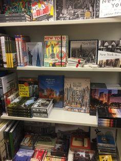 Libros temáticos de NewYork city todos increíbles. Cherrytomate