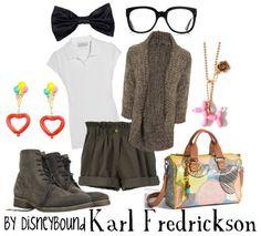 Karl Frederickson- Disneybound
