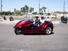 Stallion Trike Motorcycle