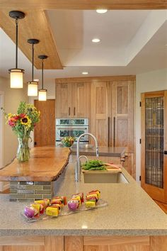 Supreme Kitchen Remodeling Choosing Your New Kitchen Countertops Ideas. Mind Blowing Kitchen Remodeling Choosing Your New Kitchen Countertops Ideas. Outdoor Kitchen Countertops, Kitchen Countertop Materials, New Kitchen Cabinets, Kitchen Redo, Kitchen Tile, Kitchen Colors, Kitchen Ideas, Birch Cabinets, Red Cabinets
