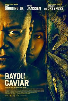 Spread the love Bayou Caviar English WEBRip ESubs Film Title: Bayou Caviar Cuba Gooding Jr., Famke Janssen, Richard DreyfussLaunch Date: 5 October … 2018 Movies, Hd Movies, Movies To Watch, Movies Online, Horror Movies, Movie Tv, Streaming Vf, Streaming Movies, Caviar