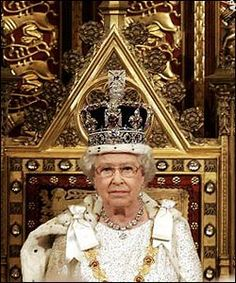 The english queen