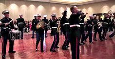 Marines at the Marine Corps Ball in November 2013 presented an uplifting and well-executed parody of Macklemore's hit song.