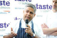 Chef Vivek Singh — Taste of London