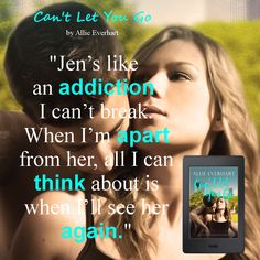Can't Let You Go is a standalone friends-to-lovers romance by Allie Everhart. Available Now!