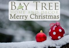 We at Bay Tree Home & Decor would like to wish you all a very Merry Christmas and hope you enjoy this special period with your family and friends. Very Merry Christmas, Christmas Holiday, Christmas Ornaments, Holiday Decor, Decorative Accessories, Period, Friends, Home Decor, Merry Little Christmas