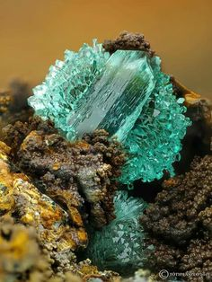 Adamite from Greece
