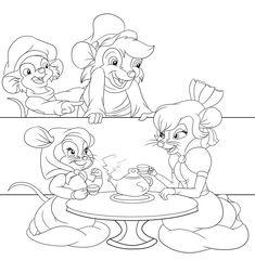 Tea time by Foxbeast on DeviantArt