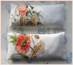 Finurlige finesser: Vintage eye pillows
