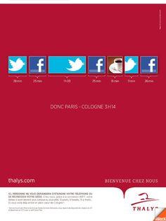 Thalys journey