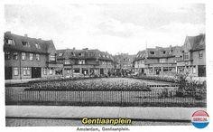 Gentiaanplein Amsterdam (jaartal: 1920 tot 1930) - Foto's SERC