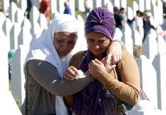Bosnië herdenkt bloedbad Srebrenica
