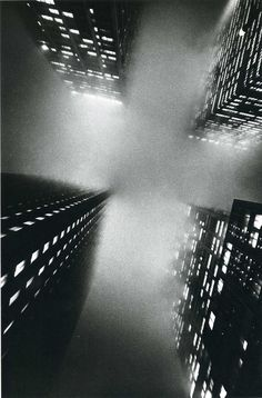 Ernst Haas - The Cross, NY, 1966