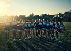 Hannah sue photography, poses, cheerleading, cheer squad,