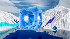 Detlef Fischer on Behance 3d Artwork, Artworks, Behance, Outdoor, Outdoors, Outdoor Games, The Great Outdoors, Art Pieces