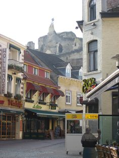 Valkenburg Limburg -The Netherlands