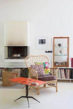House of interior designer Katarina Abrahamsson_Stockholm