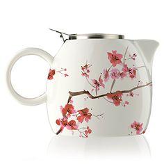 Tea Forte PUGG 24oz Ceramic Teapot with Tea Infuser, Cherry Blossoms Tea Forte http://www.amazon.com/dp/B00BAXT368/ref=cm_sw_r_pi_dp_inzowb0D20W6P